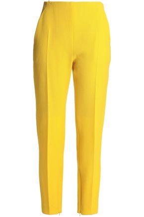 DELPOZO Wool-crepe tapered pants