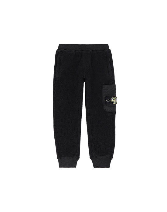 STONE ISLAND BABY Fleece Trousers 61744