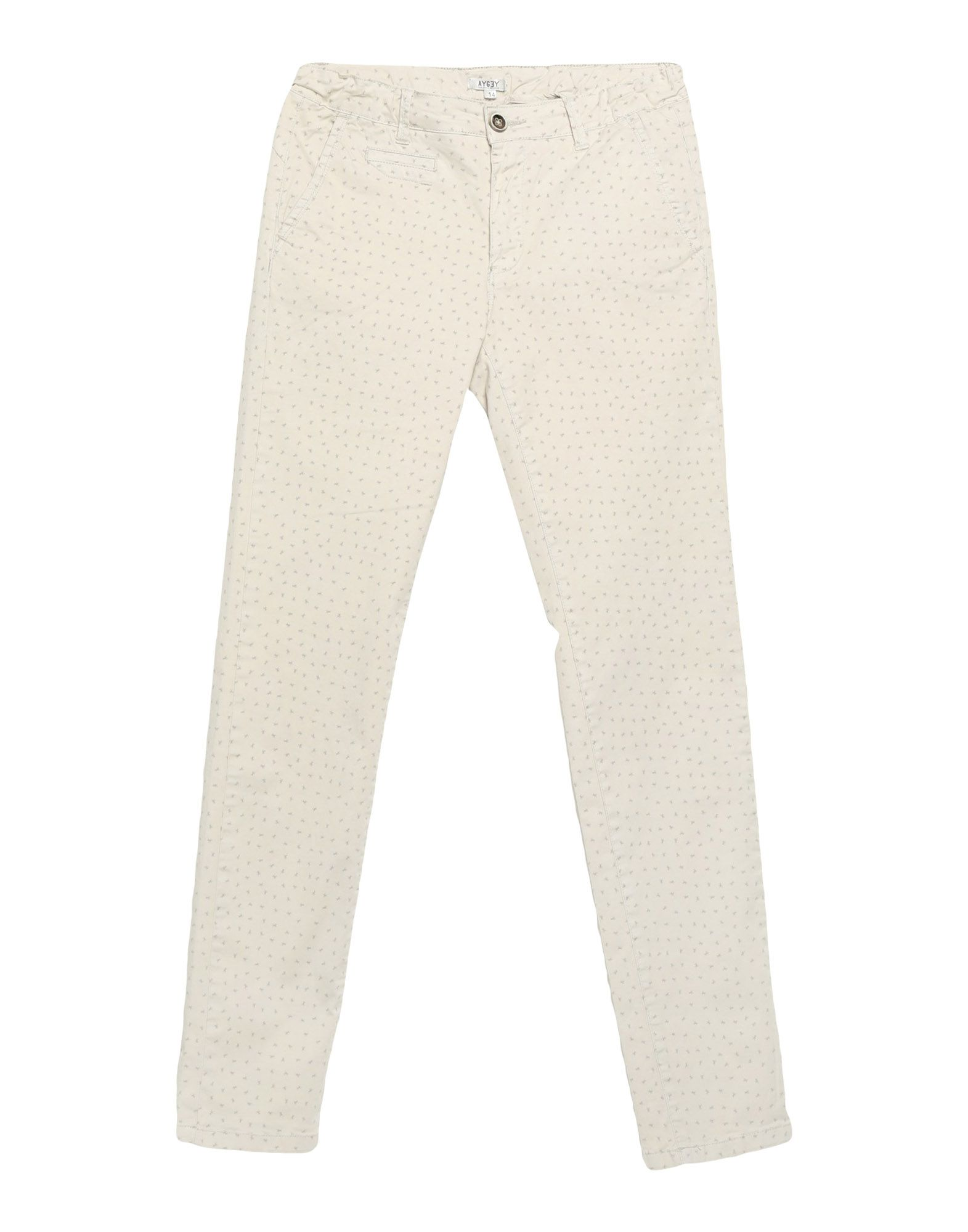 Aygey Kids' Casual Pants In Gray
