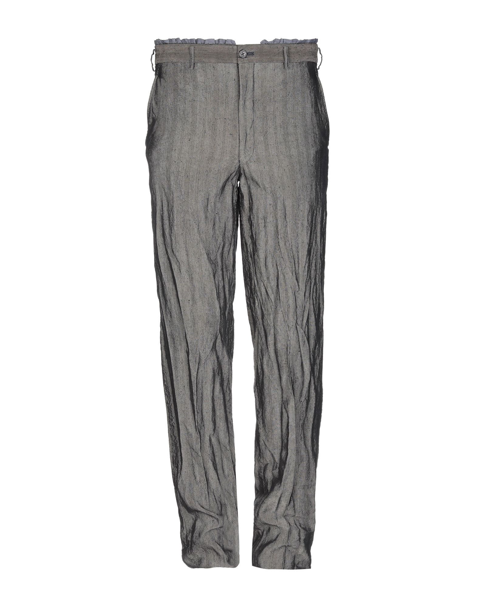 COMME des GARÇONS HOMME PLUS Повседневные брюки цена 2017