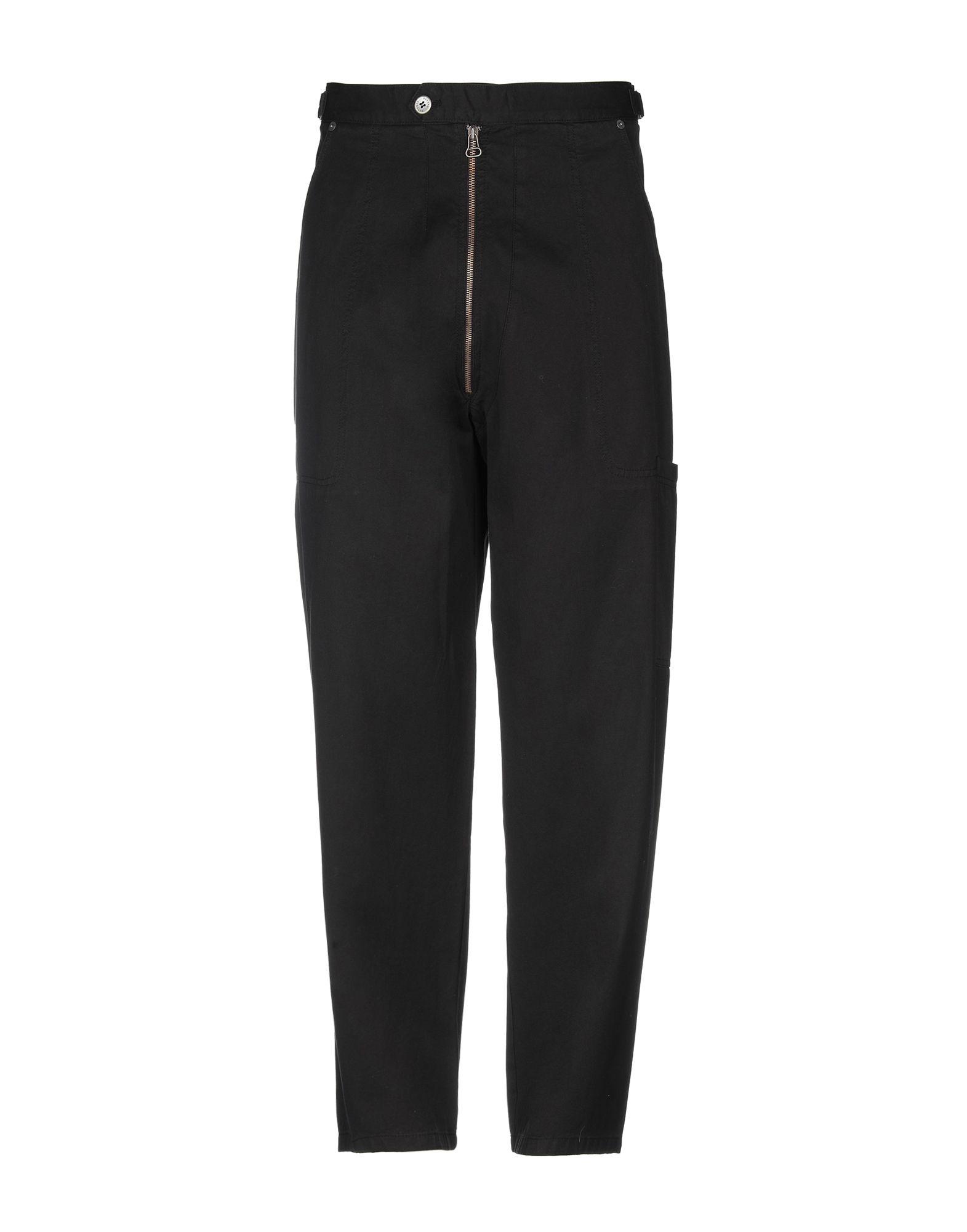 《セール開催中》ANTONIO MARRAS メンズ パンツ ブラック 50 コットン 100%