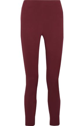THEORY Navalane cropped stretch-twill skinny pants