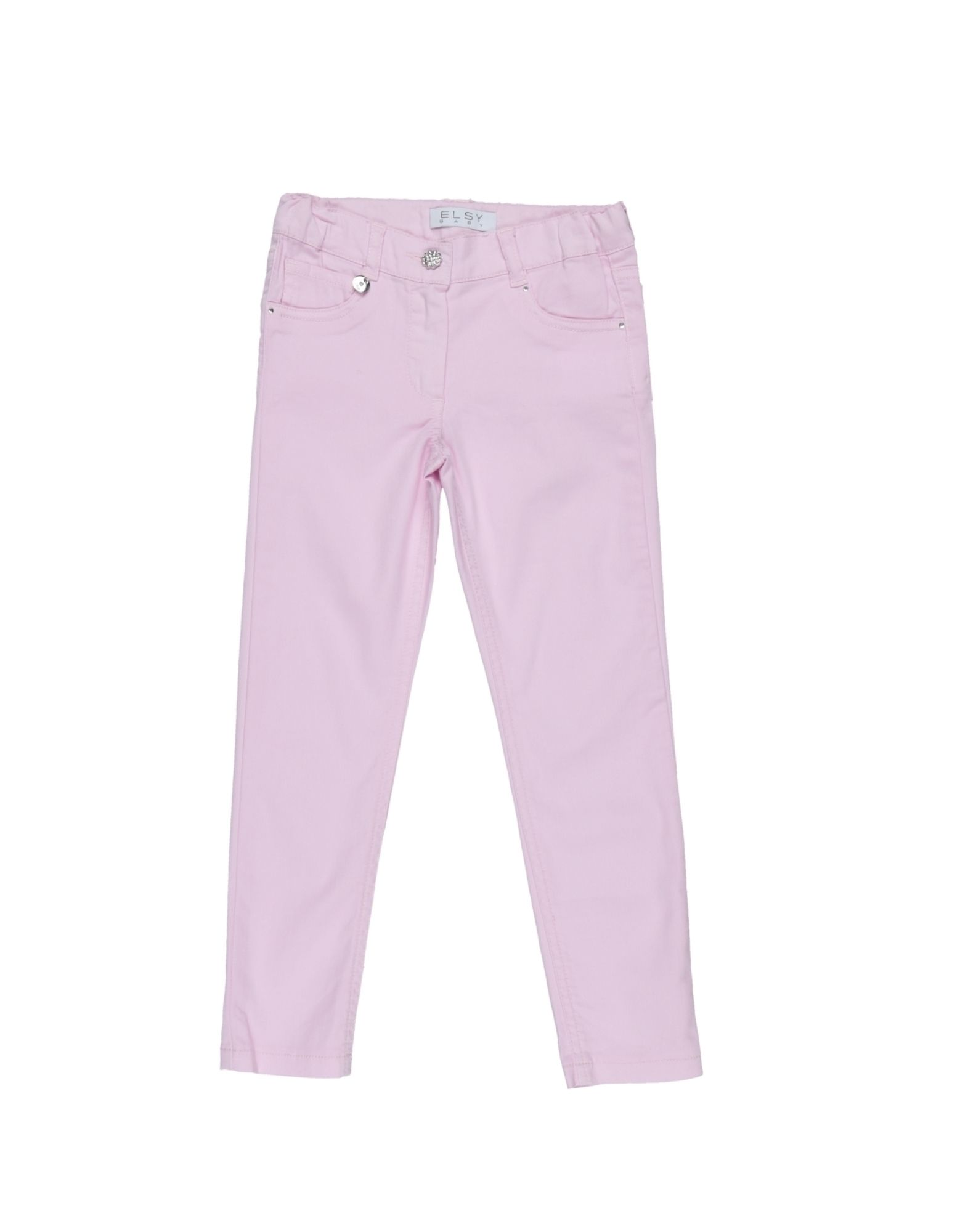 Elsy Kids' Casual Pants In Pink
