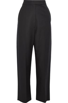 HELMUT LANG Canvas straight-leg pants