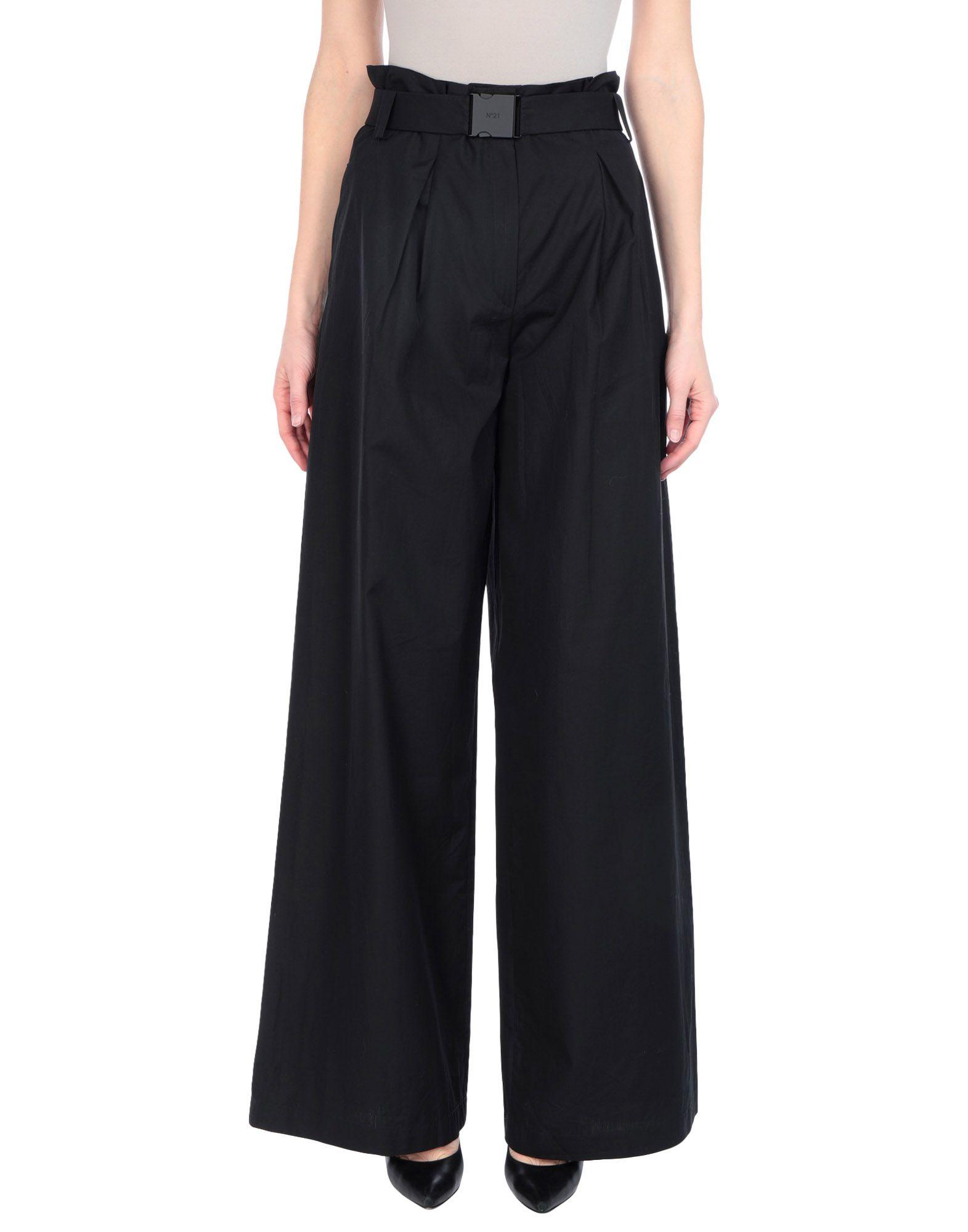 N°21 Повседневные брюки n°21 ремень