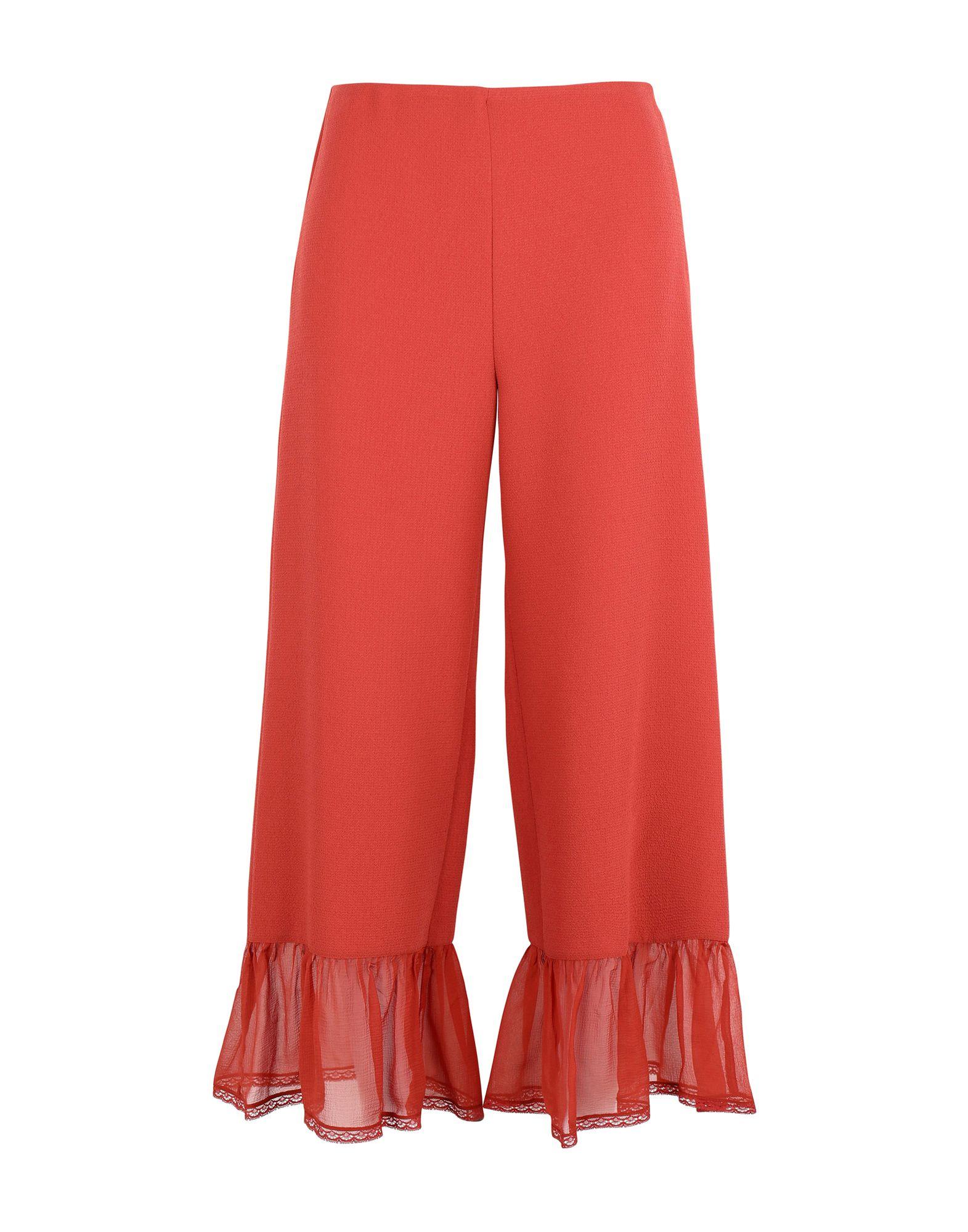 SEE BY CHLOÉ Повседневные брюки цена 2017
