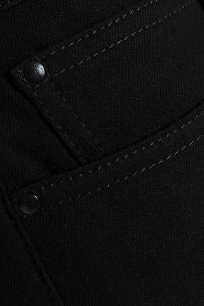 ALBERTA FERRETTI High-rise slim-leg jeans