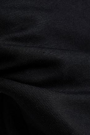 KATE SPADE New York Deanna linen-blend culottes