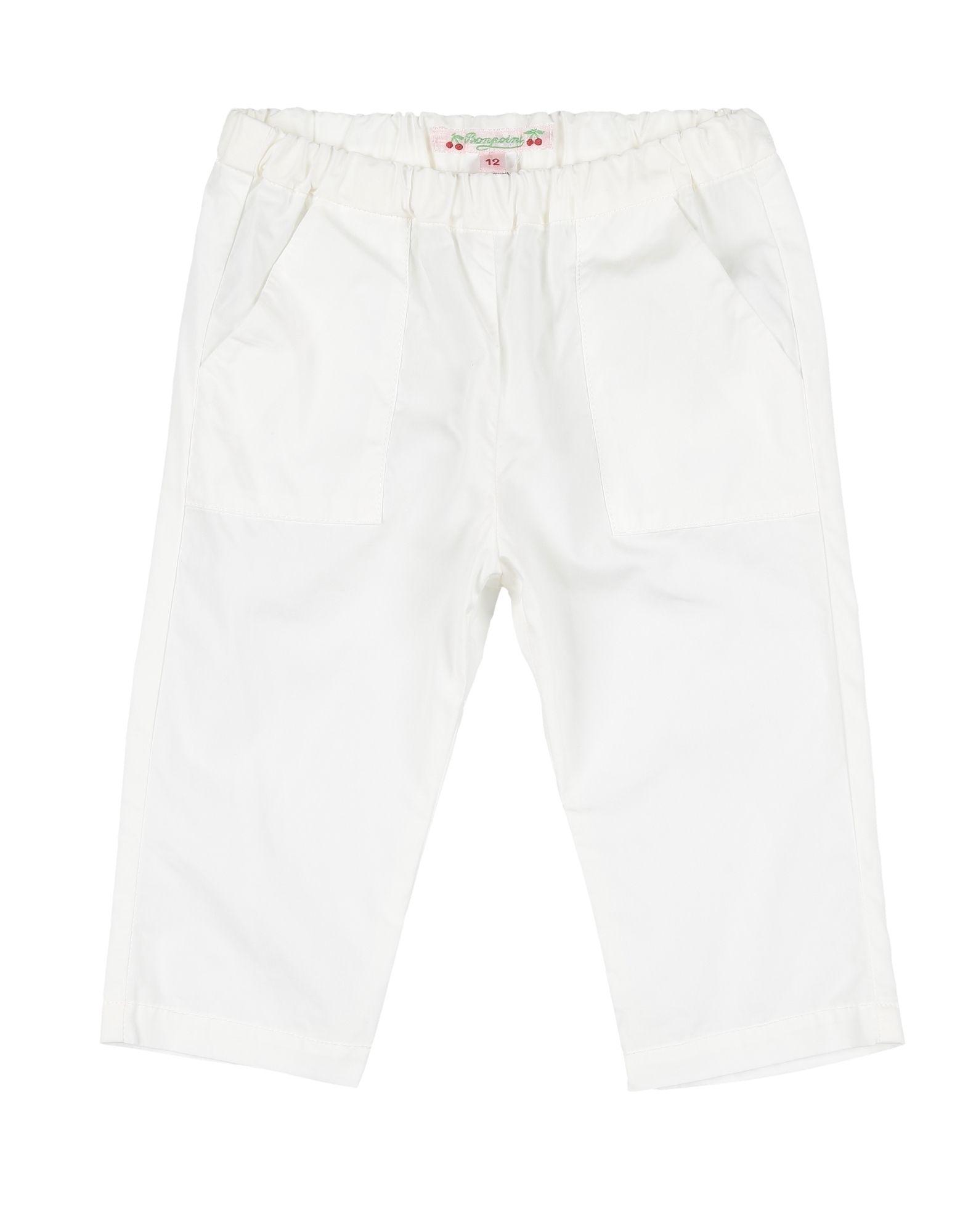 BONPOINT Повседневные брюки bonpoint лонгслив розовый с принтом вишнями