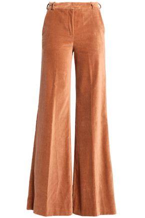 MISSONI Cotton-velvet flared pants