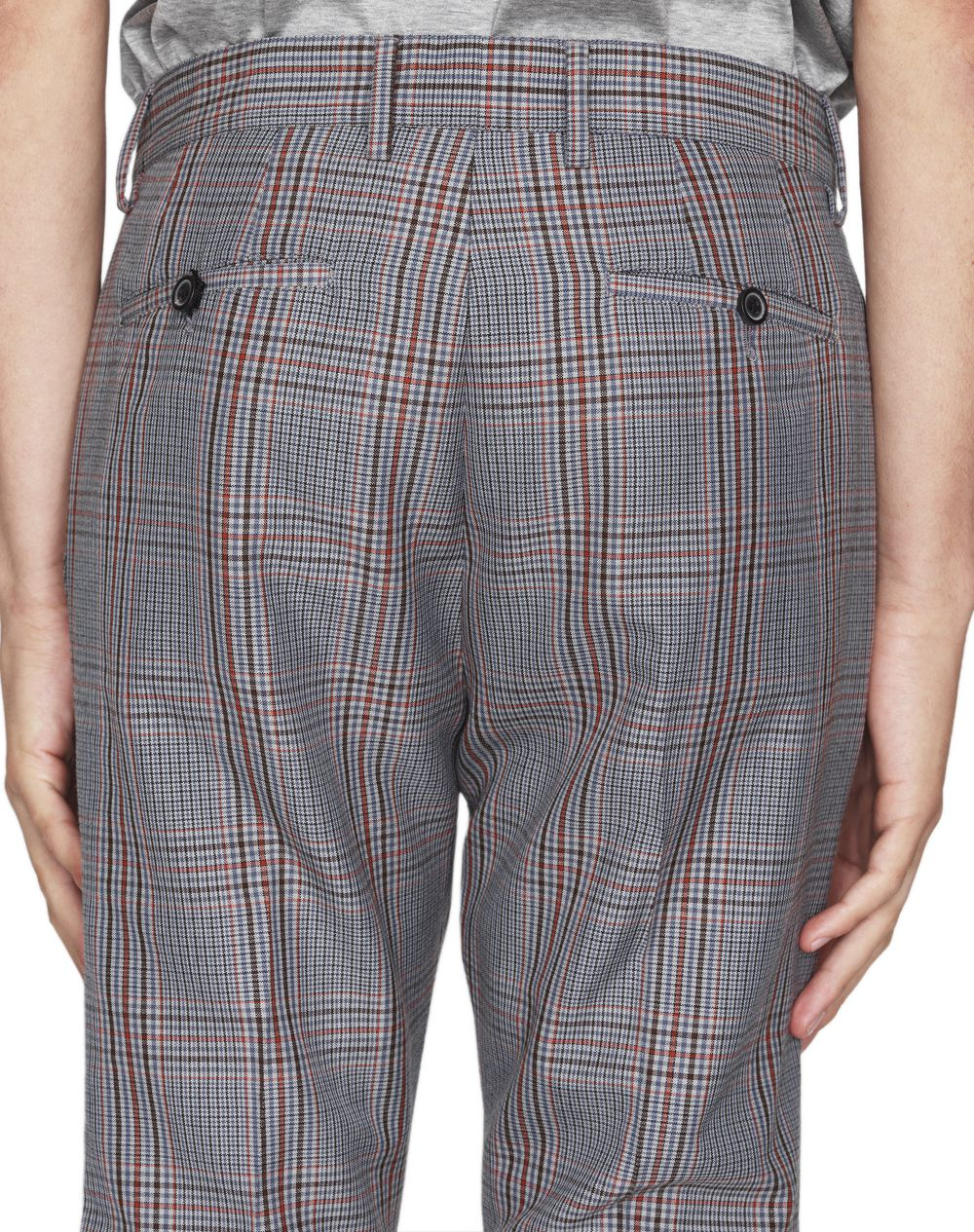 FITTED DRAWSTRING PANTS - Lanvin