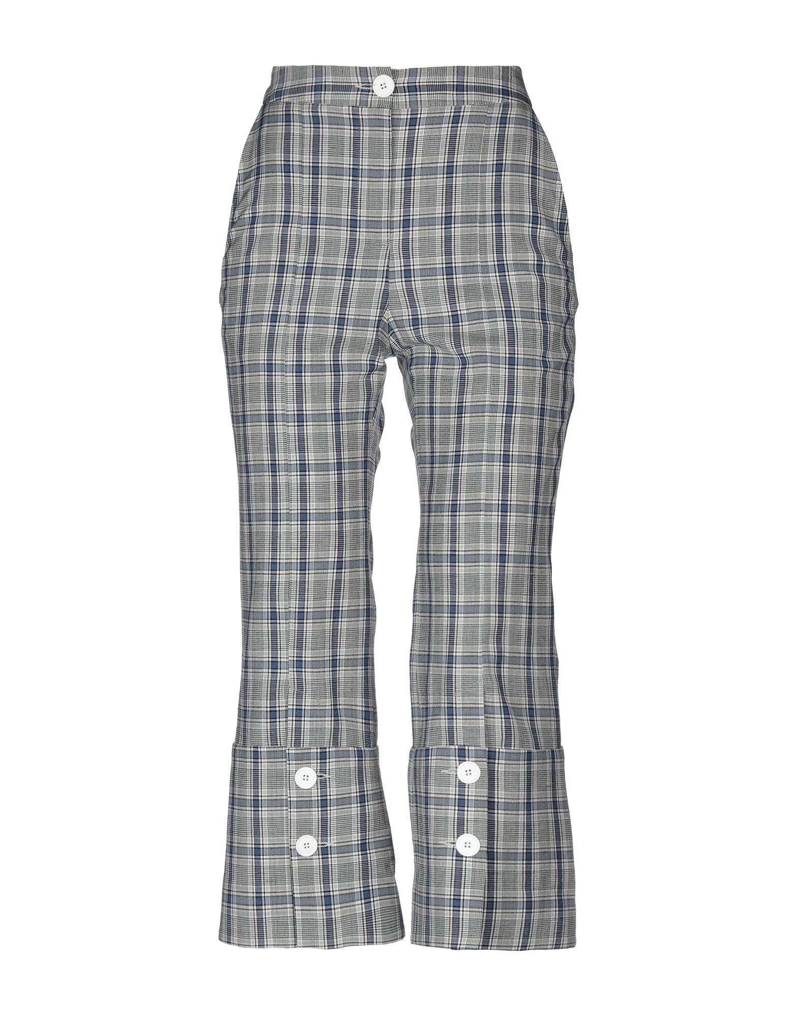 EUDON CHOI Повседневные брюки eudon choi блузка