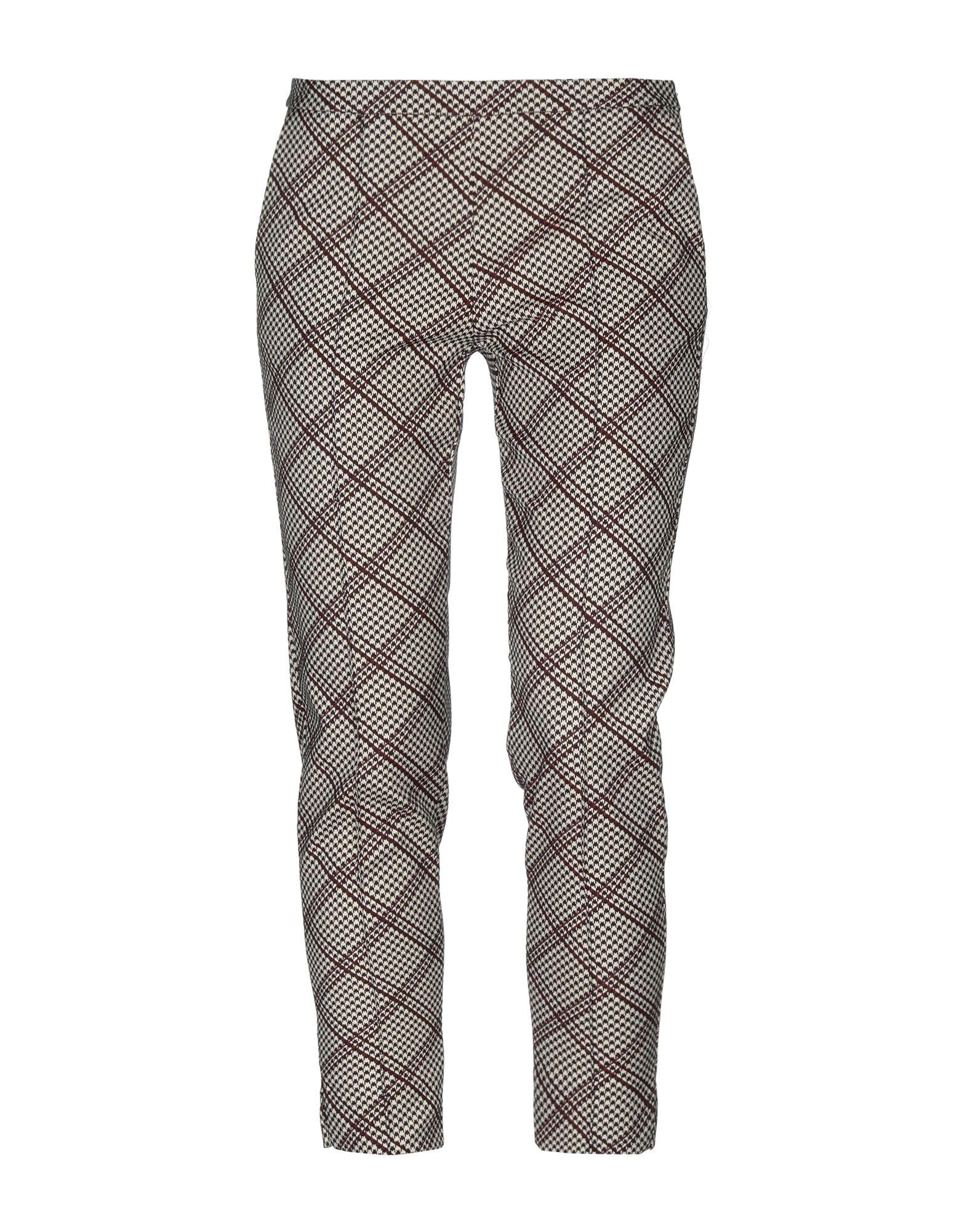 VICOLO Повседневные брюки vicolo northland повседневные брюки