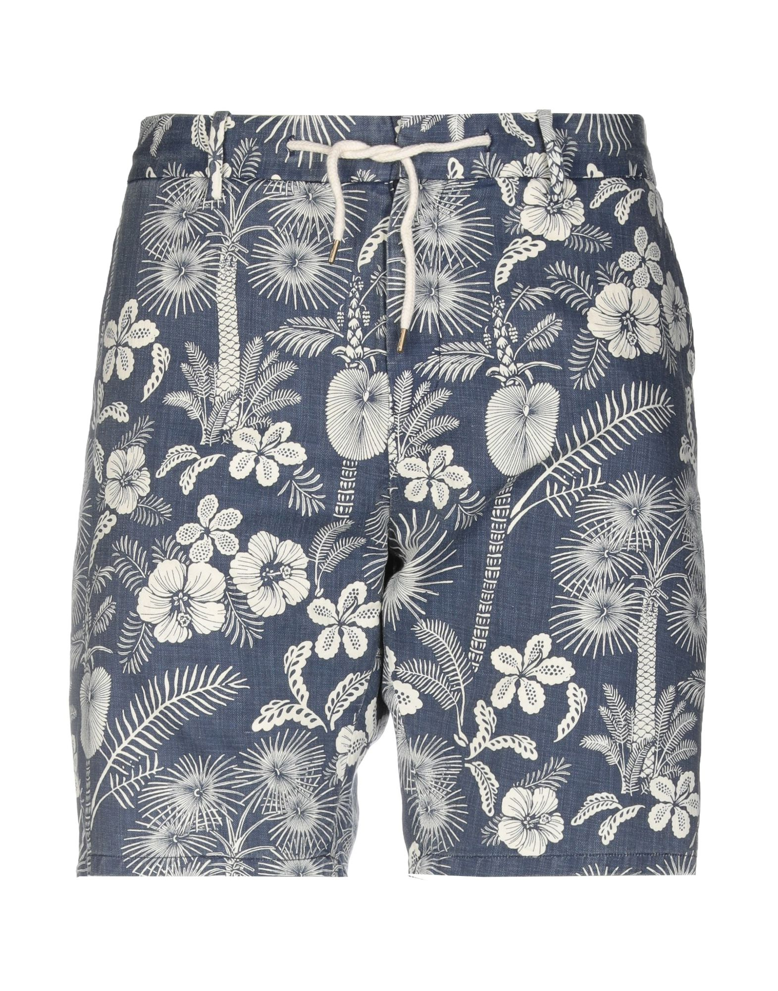 0540725990 MC2 SAINT BARTH Printed Gustavia Hawaii Tech Swim Shorts | Goxip