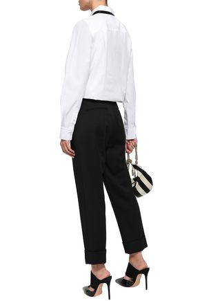 MARC JACOBS Wool tapered pants