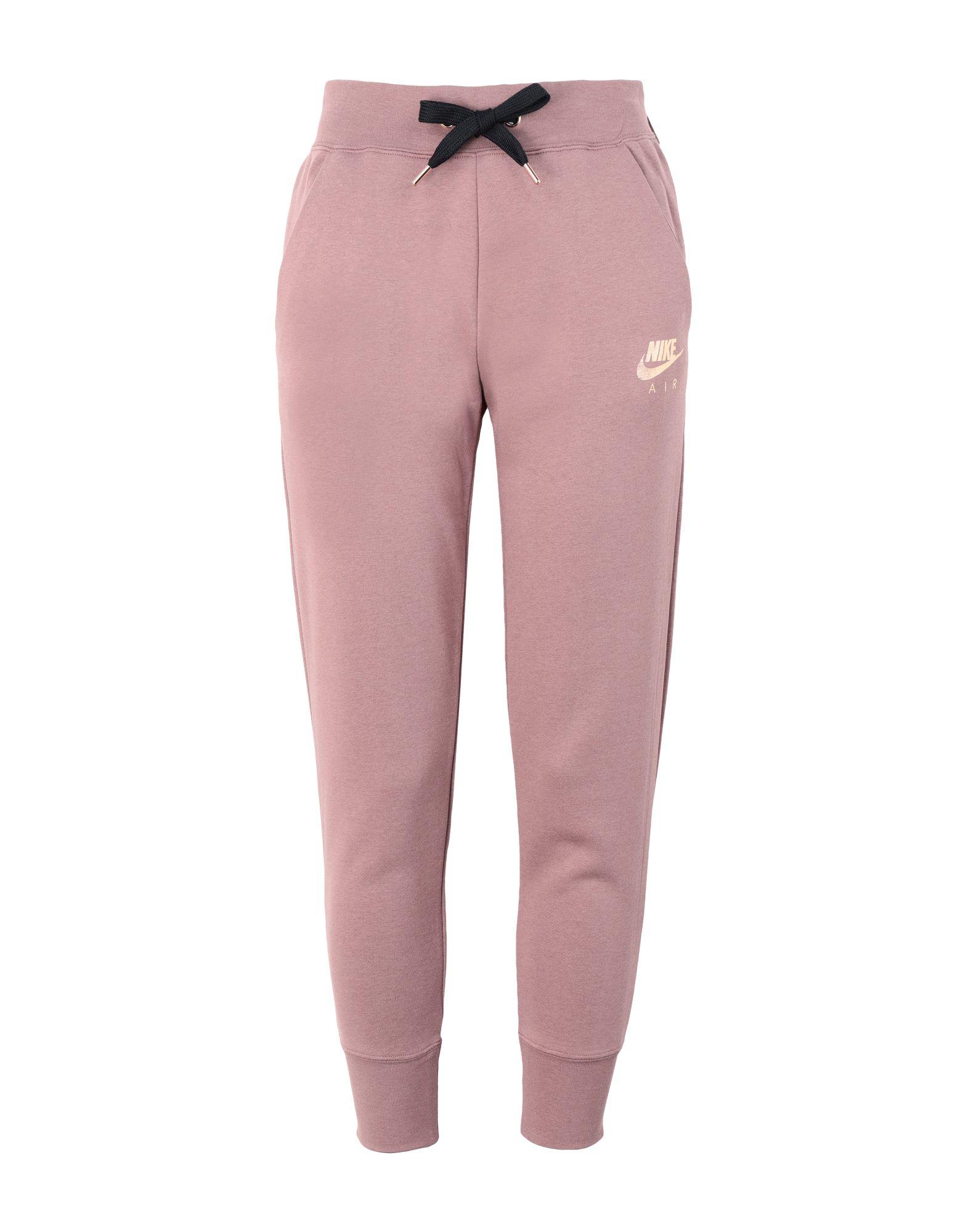 Повседневные брюки  Фиолетовый цвета