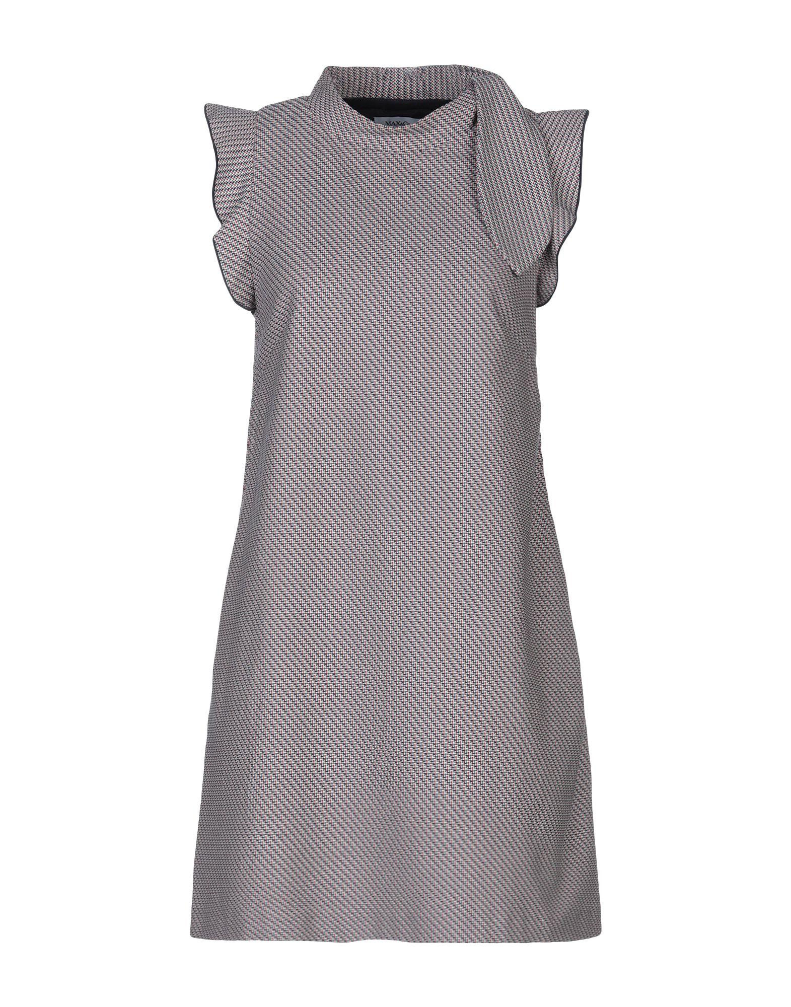 MAX & CO. Короткое платье the 2nd skin co короткое платье