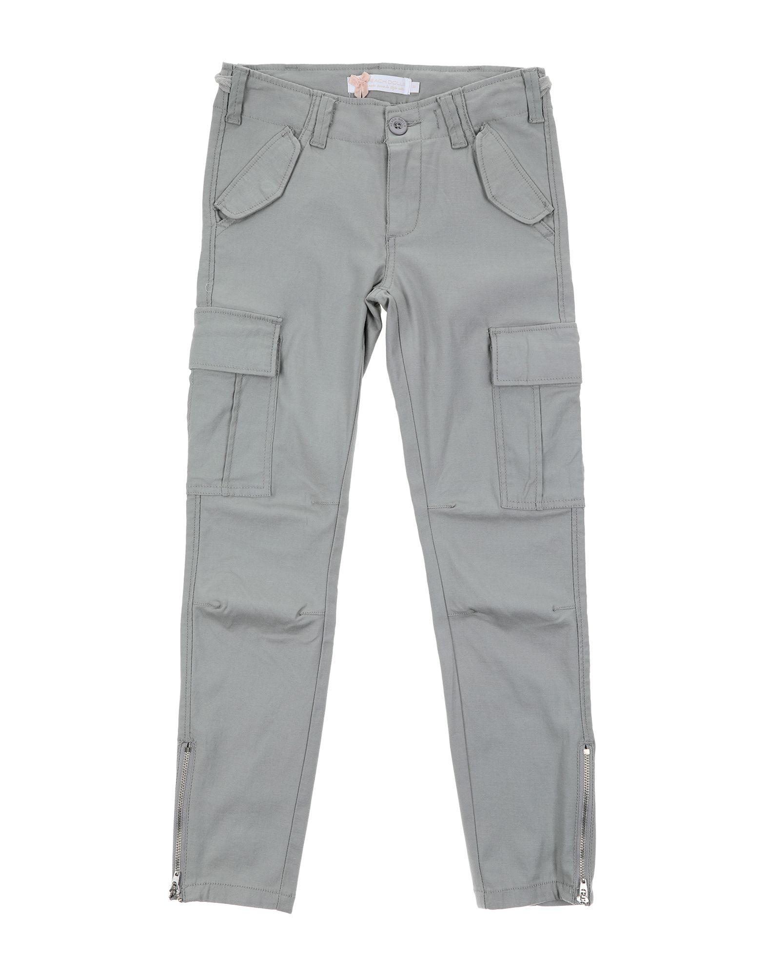 Повседневные брюки  - Серый цвет