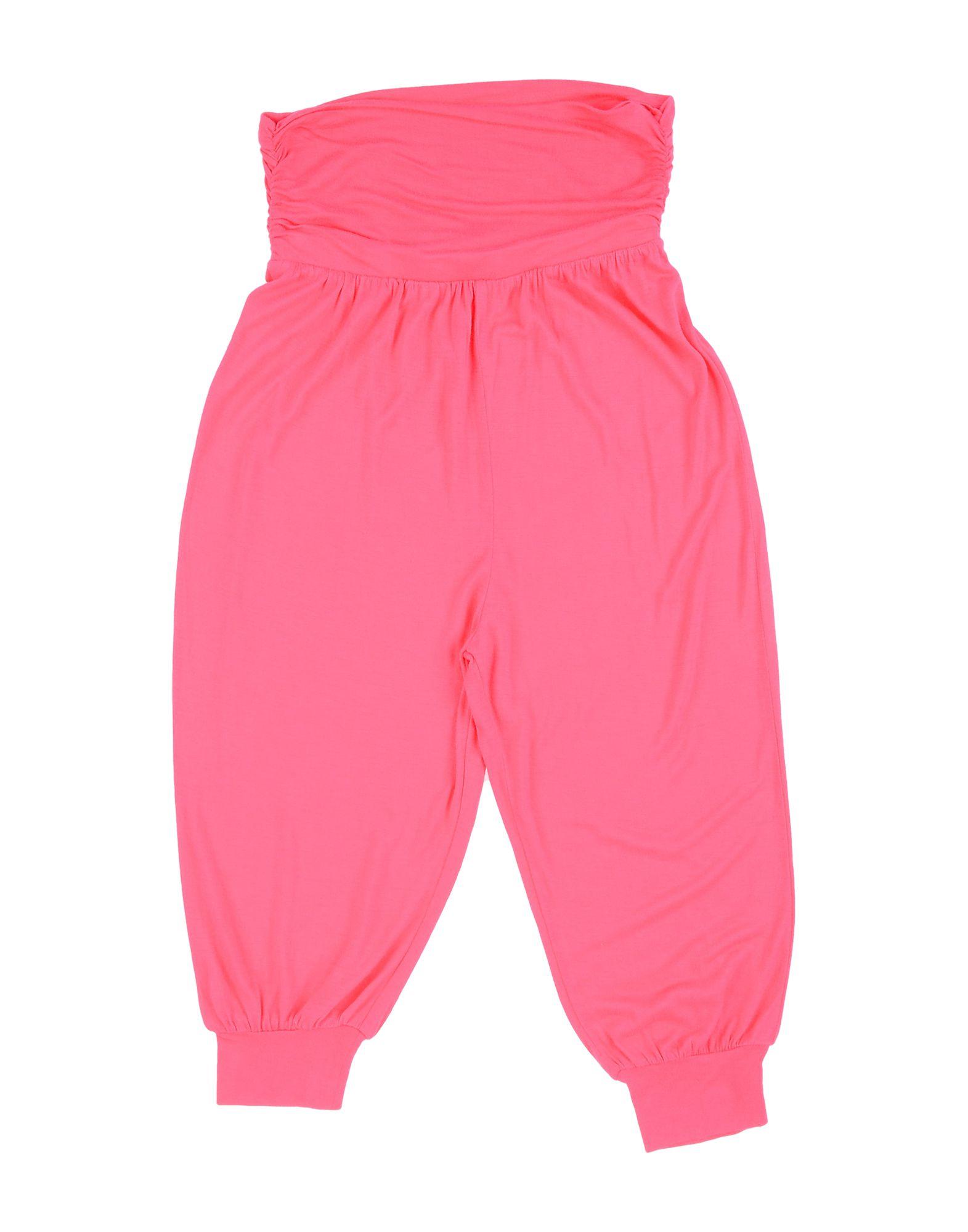 Повседневные брюки  - Розовый цвет