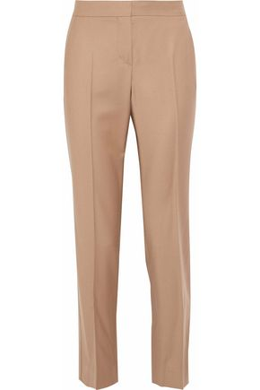 MAX MARA Cosmo wool straight-leg pants