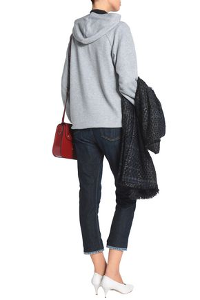 RAG & BONE Serrano cropped mid-rise straight-leg jeans