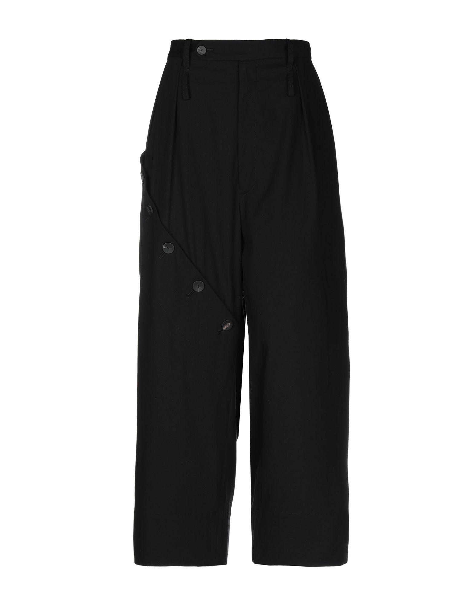 YOHJI YAMAMOTO Повседневные брюки yohji senses 2013