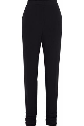 MAX MARA Rose crepe tapered pants