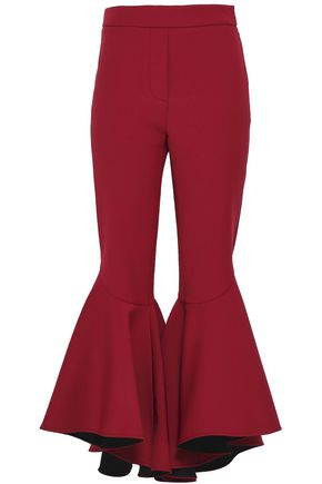 ELLERY Crepe flared pants