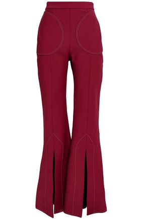 ELLERY Woven flared pants