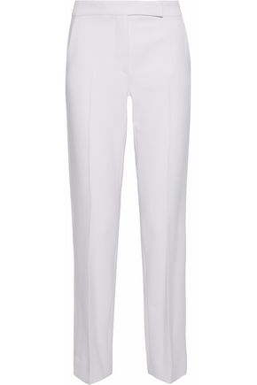MAX MARA Biella stretch-wool straight-leg pants