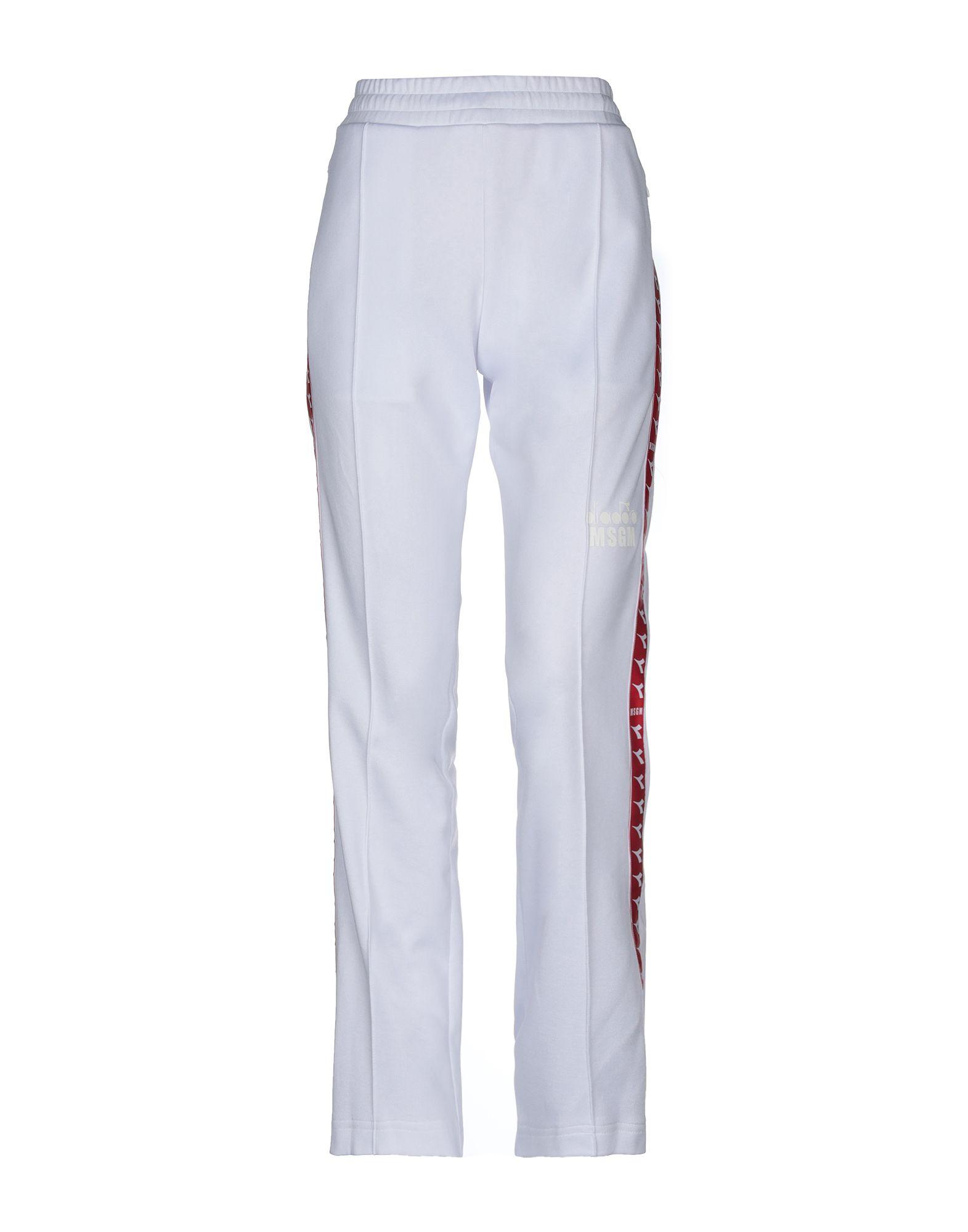 MSGM x DIADORA Повседневные брюки msgm x diadora бермуды