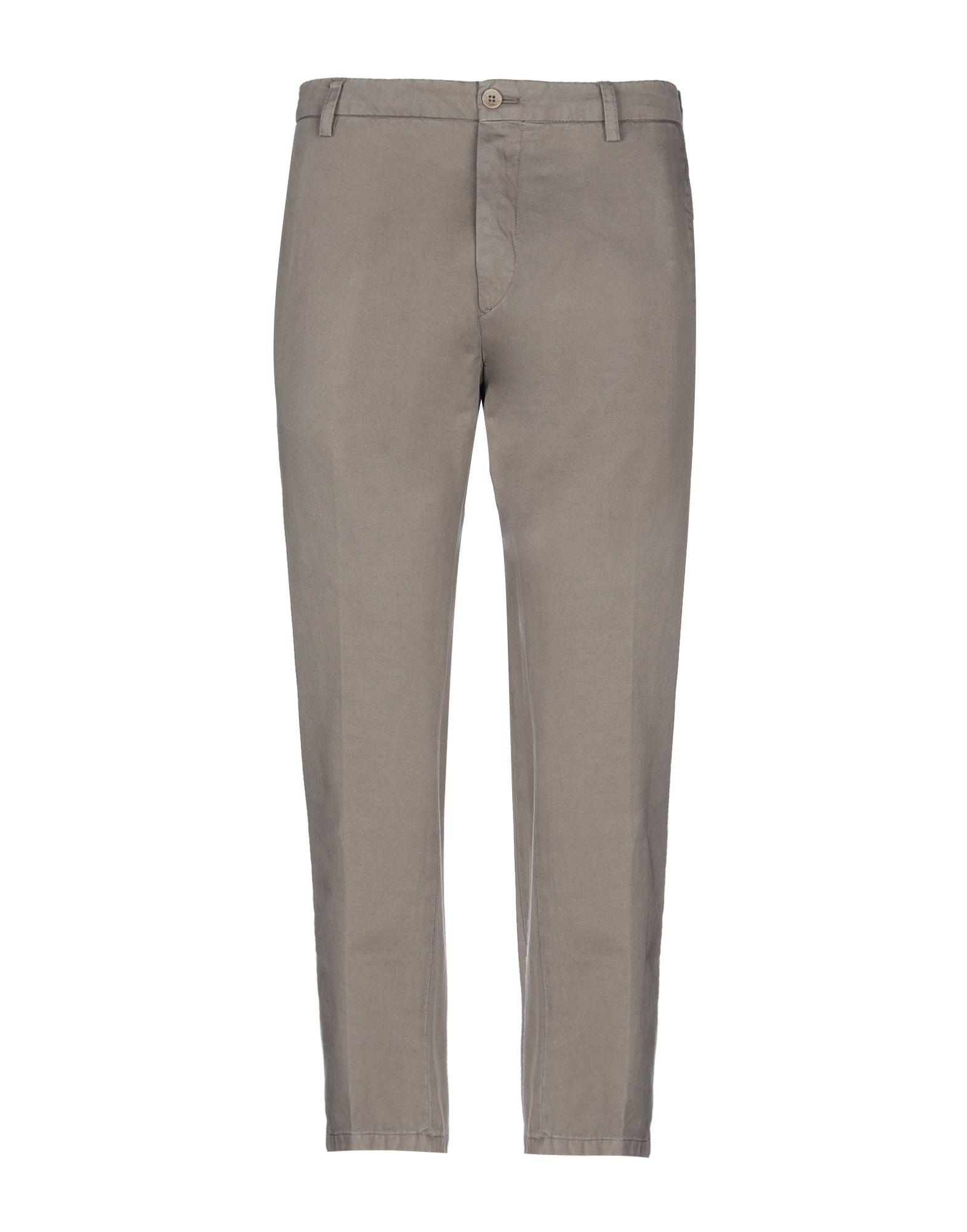 《セール開催中》BE ABLE メンズ パンツ ドーブグレー 31 コットン 100%