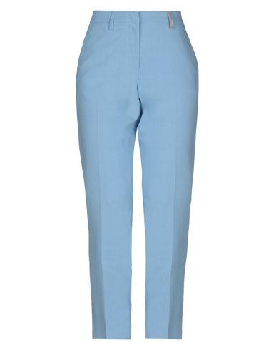 Купить Повседневные брюки от FABIANA FILIPPI небесно-голубого цвета