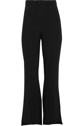 ROLAND MOURET Staltham stretch-knit kick-flare pants