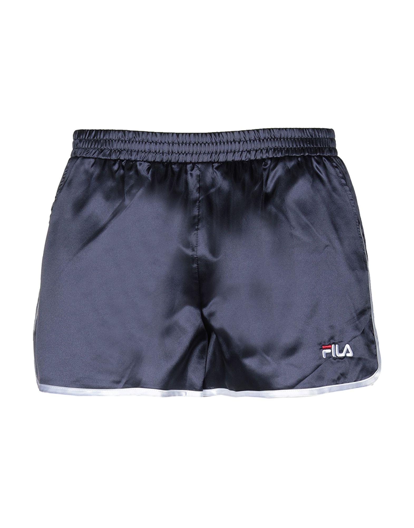 《送料無料》FILA メンズ ショートパンツ ダークブルー XL ポリエステル 100%