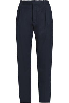 CHALAYAN Wool-twill tapered pants