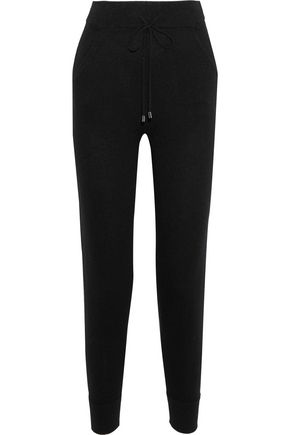 N.PEAL Cashmere track pants