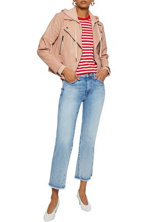 ALICE + OLIVIA Nothing To Lose mid-rise kick-flare jeans