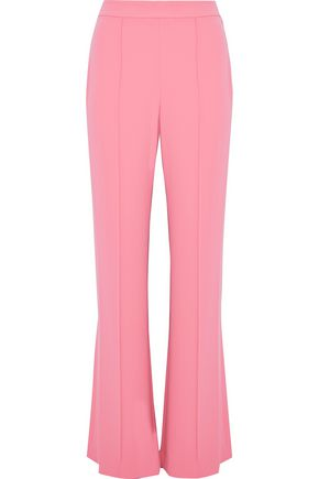 ALICE + OLIVIA Jalisa crepe flared pants