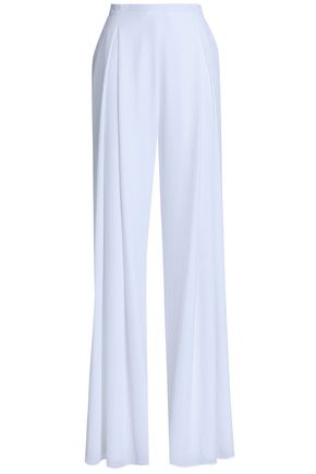 EMILIA WICKSTEAD Cloqué wide-leg pants