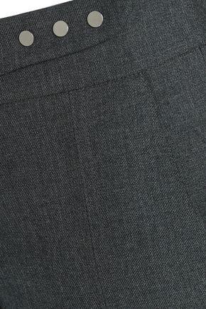 PACO RABANNE Wool tapered pants