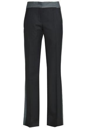PACO RABANNE Wool-twill straight-leg pants