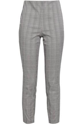 RAG & BONE Checked cotton-blend slim-leg pants