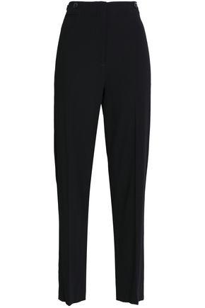 RAG & BONE Crepe and twill straight-leg pants