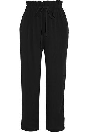 KAIN Bristol crepe straight-leg pants