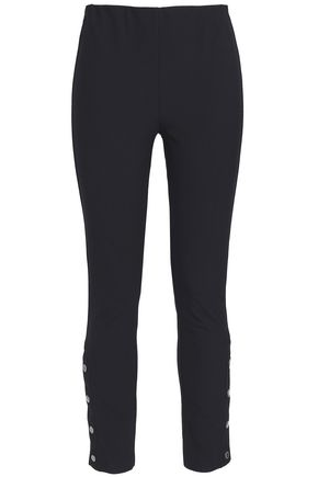 RAG & BONE Cotton-blend twill leggings
