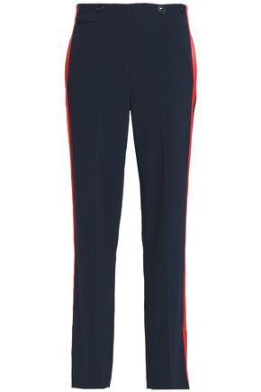 RAG & BONE Satin-crepe straight-leg pants
