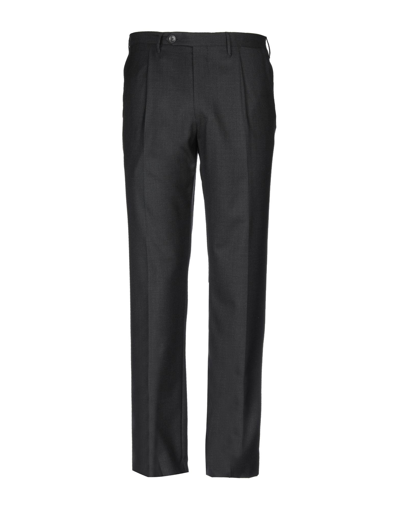 《セール開催中》ROTA メンズ パンツ ブラック 52 ウール 100%