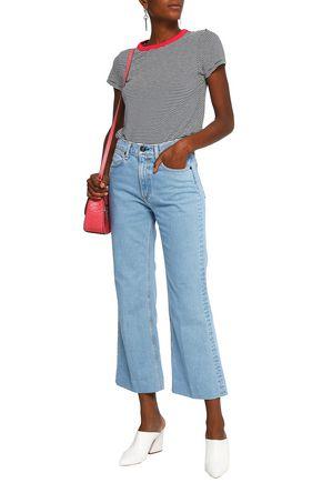 RAG & BONE Justine high-rise kick-flare jeans