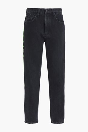 RAG & BONE Ash mid-rise slim-leg jeans